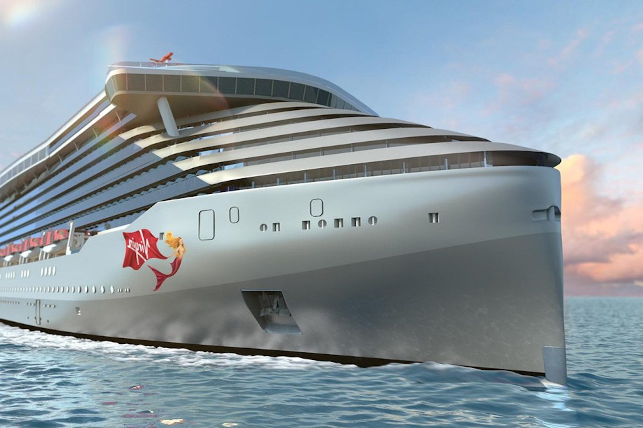 Clean Energy Virgin Voyages to Set Sail