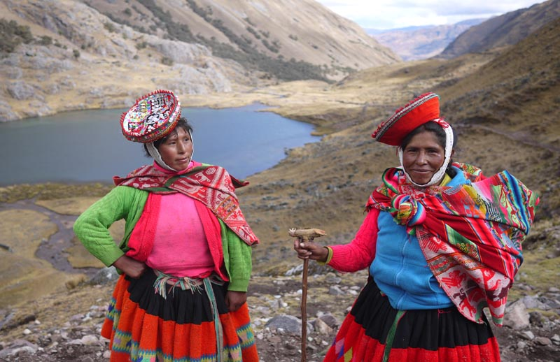 The Lares Valley is off the beaten track and hasn't really changed since the Incas (Credit/machupicchuperutrip.com)