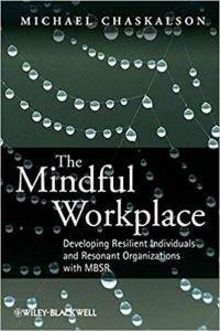 The Mindful Workplace book cover