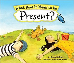 What Does It Mean to Be Present? book cover