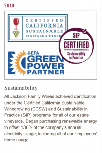 Sustainability banner